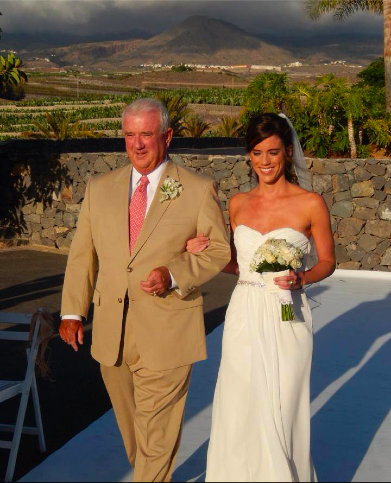 Real Bride: Courtney O'Rourke - Ashdon wedding gown