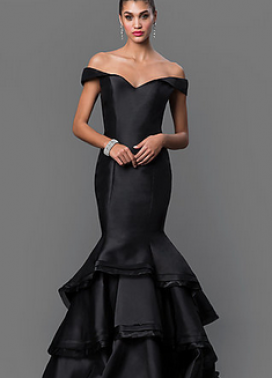 Black Jovani Prom Gown in PA