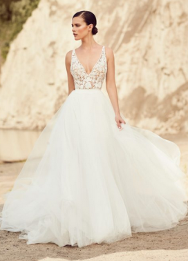 Mikaella Wedding Gown in Philadelphia