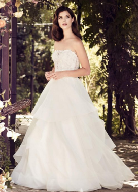 Paloma Blanca: Wedding Dress in Bucks County