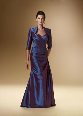 Rina di Montella: Mother of the Bride in Blue