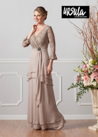 Mother of the Bride/Groom Dresses: Ursula of Switzerland