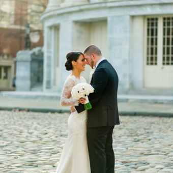 Real Bride: Jessica Carter - Enzoani wedding gown