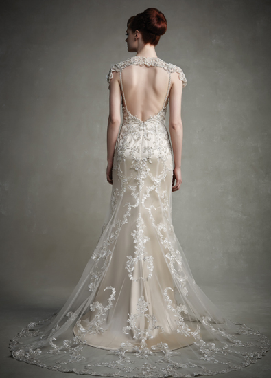 Wedding Dress: Montgomery County Bridal Shop