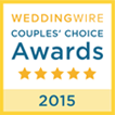 WeddingWire Couples Choice Awards 2015