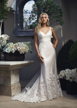 Casablanca Wedding Gown in PA