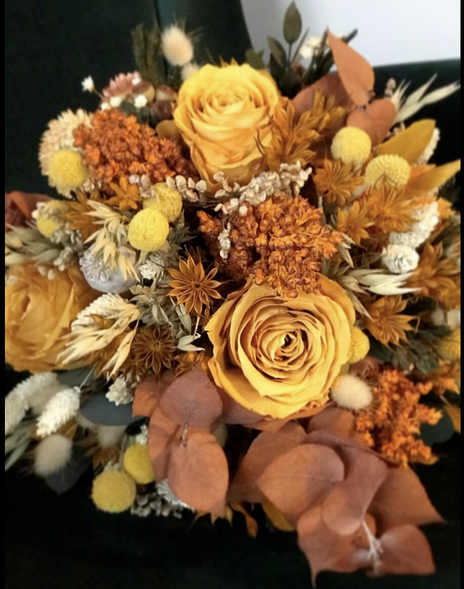 2022 Wedding trends - colors like marigold and cinnamons are very in